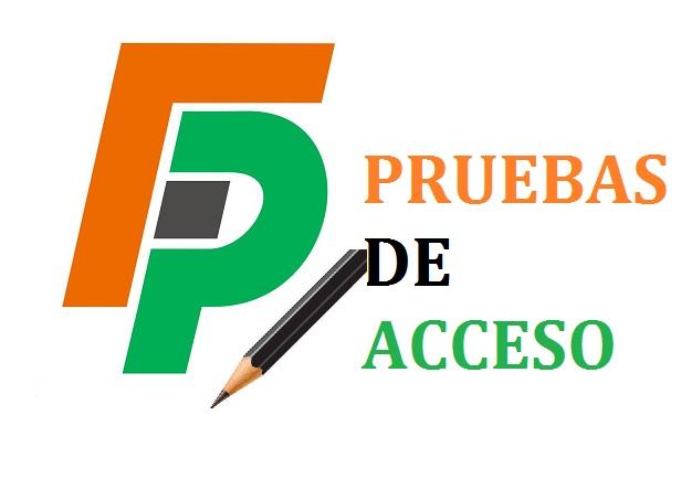 logo Pruebas Acceso fp
