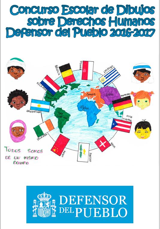 Educarex xiv concurso escolar de dibujos sobre derechos - Concurso de dibujo 2017 ...