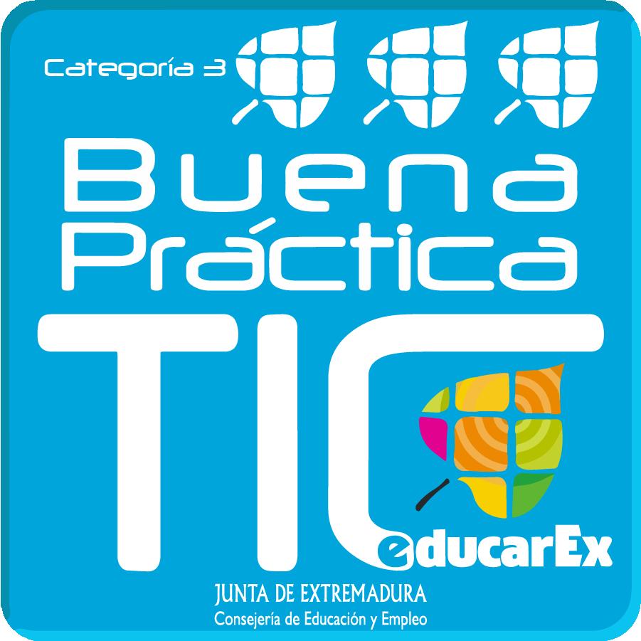 Educarex - ¿Qué es el Sello de Buena Práctica TIC Educarex?