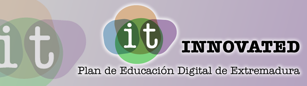 INNOVATED, Plan de Educación Digital de Extremadura